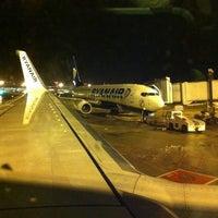 Photo taken at Terminal 2B by David D. on 10/13/2012
