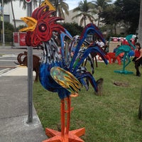 Photo taken at Coconut Grove Arts Festival by Hank M. on 2/16/2013