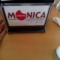 Photo taken at Gorditas Monica by Eva B. on 1/9/2016