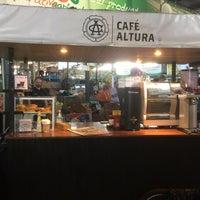 Photo taken at Café Altura by Javier L. on 1/17/2017