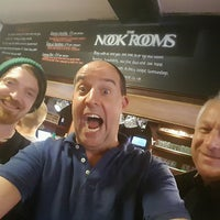 Photo taken at The Nook (Rose and Crown) by Charles A. on 9/26/2016