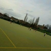 Photo taken at Heckmondwike Grammar School by Charles A. on 12/10/2016
