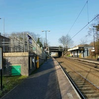 Photo taken at Hamstead Railway Station (HSD) by Charles A. on 2/13/2017
