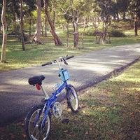 Das Foto wurde bei Rarm Intra Sport Park von Kratai P. am 12/14/2014 aufgenommen