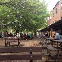 Photo taken at Weaver Street Market by Hooper S. on 4/18/2013