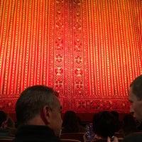Photo prise au Aladdin @ New Amsterdam Theatre par André M. le2/12/2017