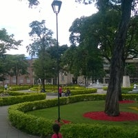 Photo taken at Plaza Murillo Toro by Wilmer C. on 6/27/2016