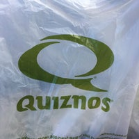 Photo taken at Quiznos by Danielle L. on 9/25/2017