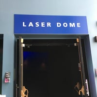Foto tirada no(a) Seattle Laser Dome por Danielle L. em 5/1/2017