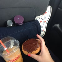 Photo taken at Dunkin' Donuts by Hannah S. on 5/16/2014