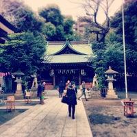 Photo taken at 大塚天祖神社 by Naoki S. on 1/6/2013