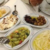 Photo taken at Cunda Balık Restaurant by Kemal A. on 2/9/2013