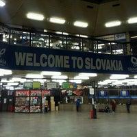 3/8/2012에 Max V.님이 Bratislava hlavná stanica에서 찍은 사진