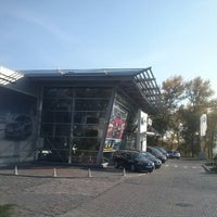 Photo taken at Триол Авто by XBOCT on 10/17/2012