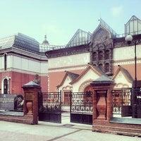 Photo taken at Tretyakov Gallery by XBOCT on 7/8/2013