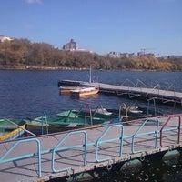 Photo taken at Парк Щербакова by XBOCT on 10/20/2012