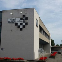 Photo taken at Hotel Ryttergården by Skywalker on 6/19/2013