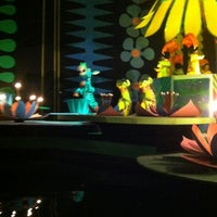 Photo taken at it's a small world by Kathryn R. on 12/31/2012