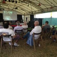 Photo taken at Festissima! Festa PD Portomaggiore by Andrea P. on 8/14/2014