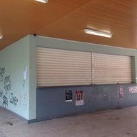 Photo taken at Cantina do Centro de Artes by Dayana C. on 8/15/2014