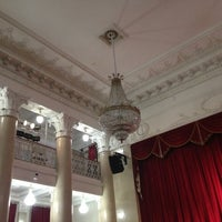 Photo taken at Концертный зал у Финляндского вокзала by Анастасия В. on 12/27/2012