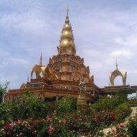 Photo taken at Wat Phra That Pha Son Kaew by Tonor L. on 5/22/2013