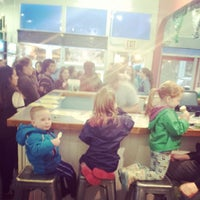 Photo taken at Ben & Jerry's by Shaun W. on 4/10/2014