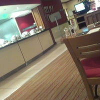 Photo taken at Hilton London Stansted Airport by Andrii A. on 12/21/2012