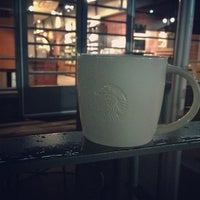Photo taken at Starbucks by Marjorie C. on 3/7/2013