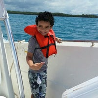 Photo taken at Boqueron Bay by Clinton™ on 3/6/2016