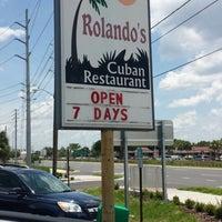 Foto tomada en Rolando's Cuban Restaurant por Clinton™ el 6/28/2014
