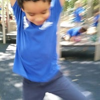 Photo taken at Merrill Park Playground by Clinton™ on 9/2/2015