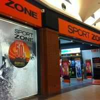 Photo taken at Sport Zone by Diego M. on 8/22/2013