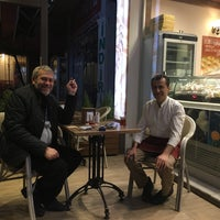 Photo taken at Emiroğlu Baklava by Enes Ö. on 3/6/2017