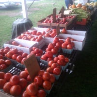 Photo taken at Greater Baldwinsville Community Farmers' Market by Frank C. on 9/11/2013