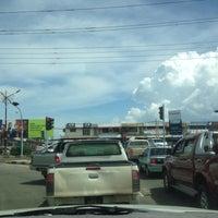Photo taken at Traffic Light Jln Kubota by Xiao Di on 7/19/2016
