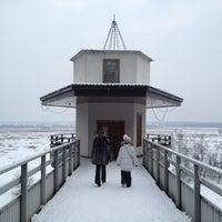 Photo taken at Береговой Лифт Сосны by Alexander F. on 1/12/2013