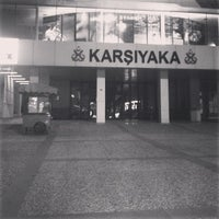 3/17/2013 tarihinde _  !Ender KAVRAN 🎁ziyaretçi tarafından Karşıyaka Vapur İskelesi'de çekilen fotoğraf
