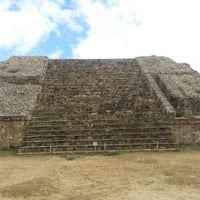 Photo taken at Monte Albán by Mauricio V. on 2/3/2013