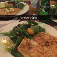 Photo taken at Crepes Parisiennes by James G. on 10/14/2016