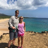 Photo taken at Makena State Park by Kybabes on 3/31/2018
