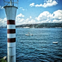 Photo taken at Sumahan On The Water Hotel Istanbul by Nazli C. on 6/9/2013