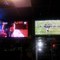 Photo taken at Time Out! Sports Bar & Grill by Brandon H. on 10/29/2013