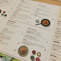 Photo taken at wagamama by Pawin N. on 8/22/2016
