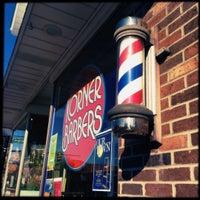 Photo taken at Korner Barbers by Don J. on 11/8/2012