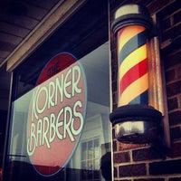 Photo taken at Korner Barbers by Don J. on 12/20/2013