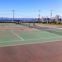 Photo taken at Canchas de Tenis by Herold T. on 7/18/2013