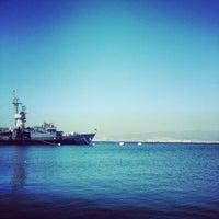 3/1/2013 tarihinde Burcuziyaretçi tarafından İnciraltı Sahili'de çekilen fotoğraf
