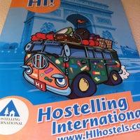 Photo taken at Hostel Boa Viagem by Marlon L. on 11/12/2013