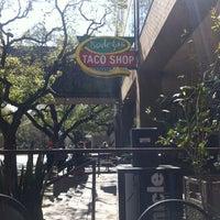 Photo taken at Bodegas Taco Shop by Kristan on 3/1/2013